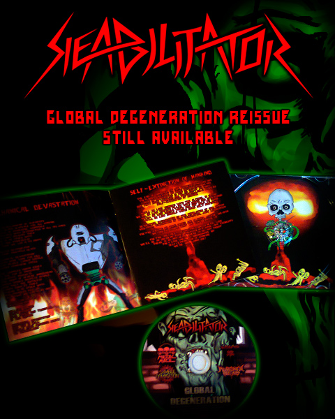 Reabilitator - Global Degeneration Reissue